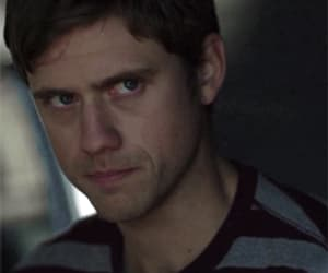 gif and aaron tveit image
