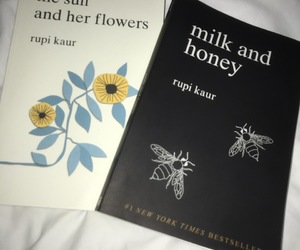 book, page, and milk and honey image