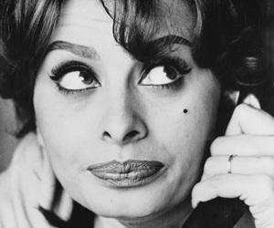actress, beautiful, and italian image