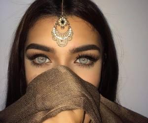 aesthetic, eyes, and beautiful image