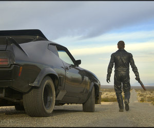 car, mad max, and mel gibson image