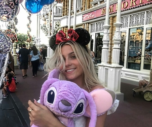 blogger, youtube, and disneyland image