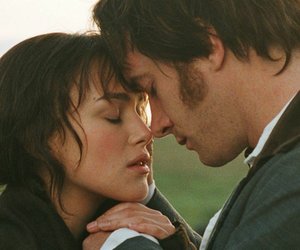 pride and prejudice, movie, and couple image