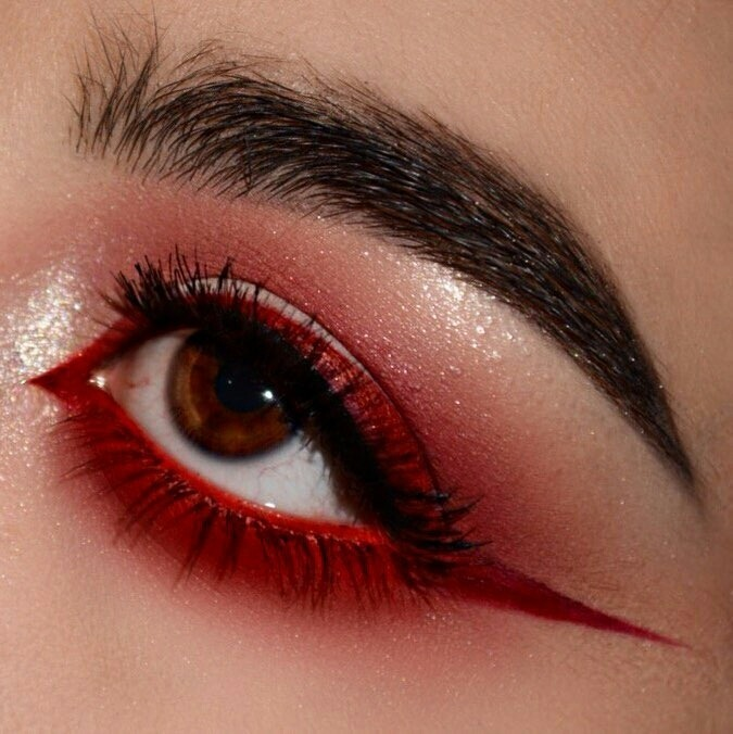 Red Cherry Makeup Discovered By
