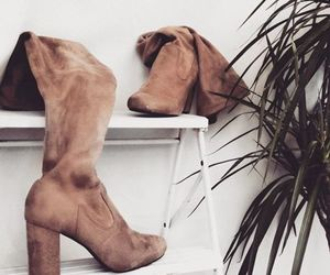 boots, style, and chic image