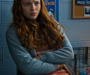 max, stranger things, and sadie sink image