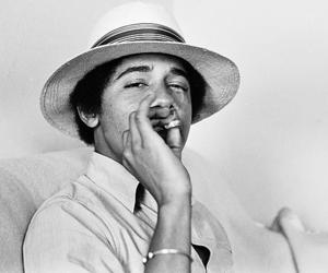 obama, weed, and barack obama image