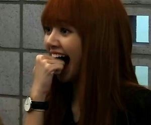 meme, blackpink lisa, and blackpink reaction image