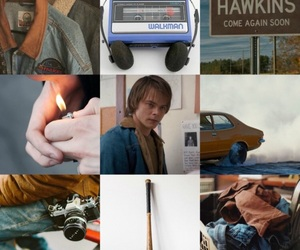 stranger things and jonathan byers image