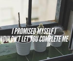 boy, break up, and cactus image