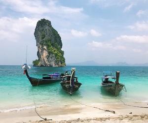 Andaman sea, beach, and thailand image
