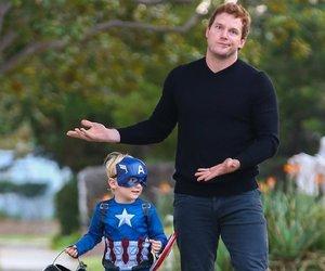captain america, chris pratt, and Marvel image