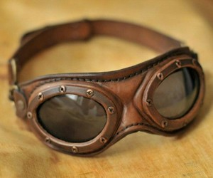 goggles, aesthetic, and character aesthetic image