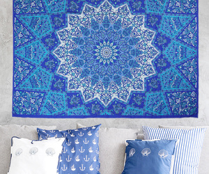 cotton, wall hanging, and home decor image