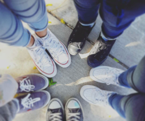 converse, goals, and school image