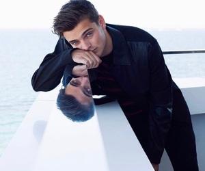 martin garrix, dj, and model image