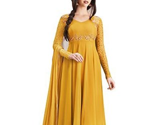 salwar kameez, anarkali salwar kameez, and big sale image