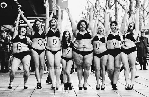 body, confidence, and bodylove image