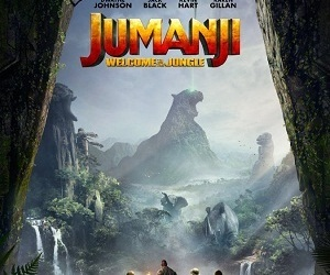 welcome to the jungle, jumanji 2, and welcome to the jungle 2 image