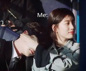 bae, k drama, and laughter image