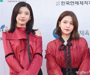 joy, red velvet, and kim yerim image
