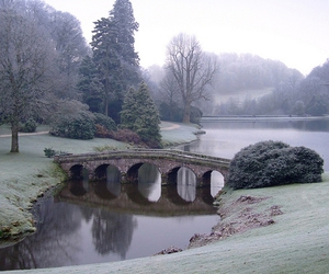 landscape, wiltshire, and winter image