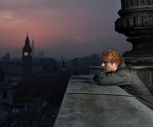 ed sheeran, london, and ed image