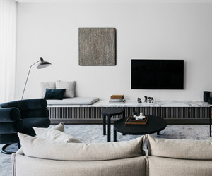 decor, interior, and minimal image