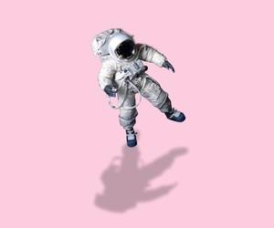 art, minimalism, and pink image