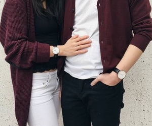 couple and outfit image