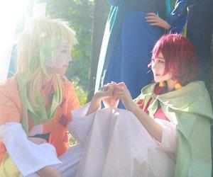 cosplay, yona, and akatsuki no yona image
