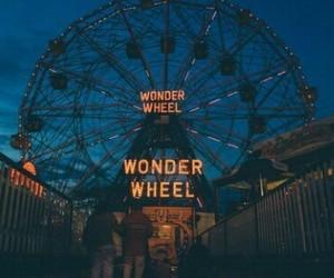 movie, tumblr, and wonder wheel image