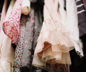 clothes, dress, and vintage image