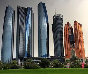 city, Dubai, and life image