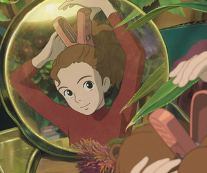 arrietty and studio ghibli image