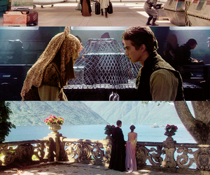 Anakin Skywalker, natalie portman, and star wars image