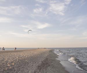 beach, heaven, and Poland image