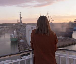 Poland, vessel, and port image