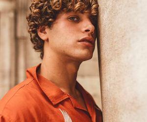 model, boy, and man image