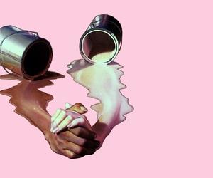 art, hands, and minimalism image