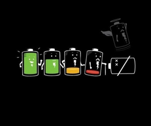 battery, bateria, and funny image