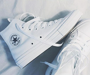 bianco, white, and we heart it image