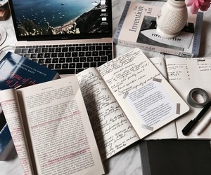 school, study, and learn image