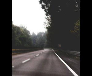 autumn, highway, and mexico image