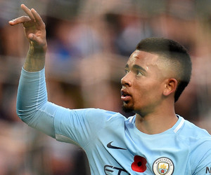 manchester city and gabriel jesus image