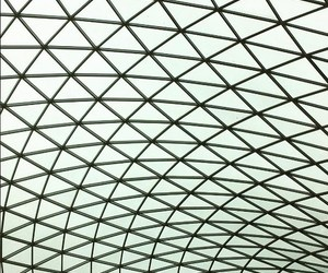 architecture, British Museum, and great court image