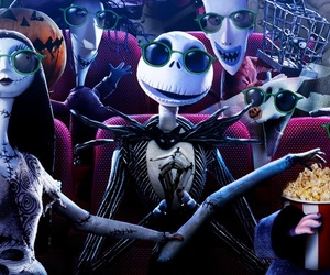 jack and the nightmare before christmas image
