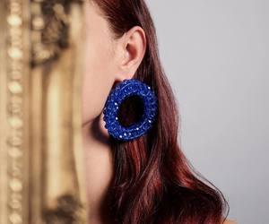 dries van noten, earrings, and mytheresa.com image