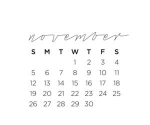 iphone, november, and wallpaper image