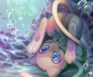 pokemon, mew, and anime image